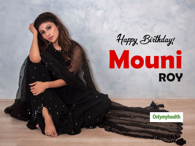 Happy Birthday Mouni Roy: Know The Secrets Behind Her Hourglass Figure and Youthful Charm
