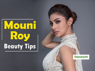 Mouni Roy's Beauty Tips: Secrets Behind Her <strong>Flawless</strong> And Glowing Face