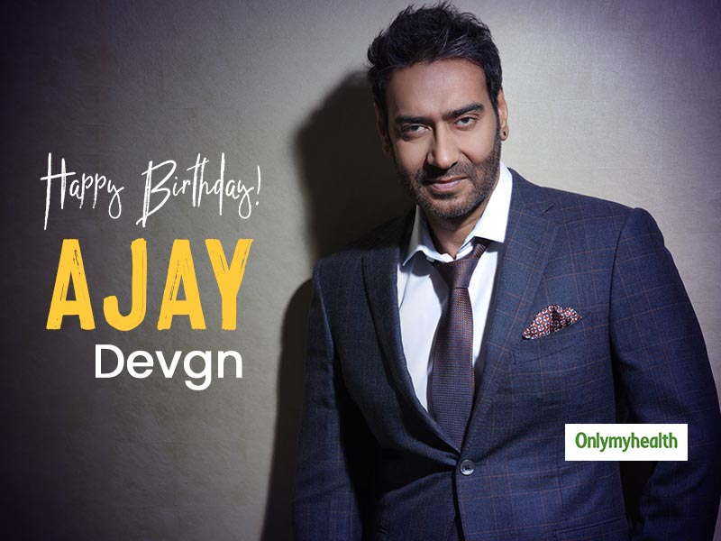 Happy Birthday Ajay Devgn: What Keeps The Tanhaji Actor Fit At The Age Of 51?