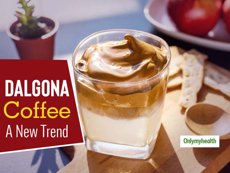Fuss About The Dalgona Coffee Trend: Know How It Is Made