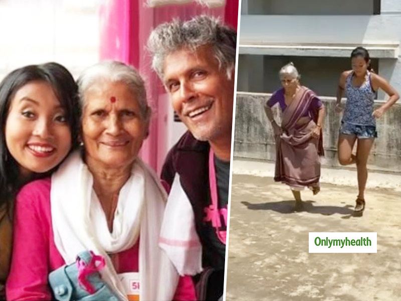 Fitness at the age of 81: How Milind Soman's mother shows important fitness goals, nutrition can make a difference