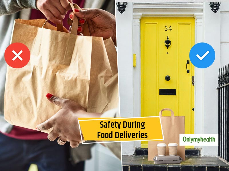 Ordering Food Online? Don't Forget To Follow These Home Delivery Safety Protocols