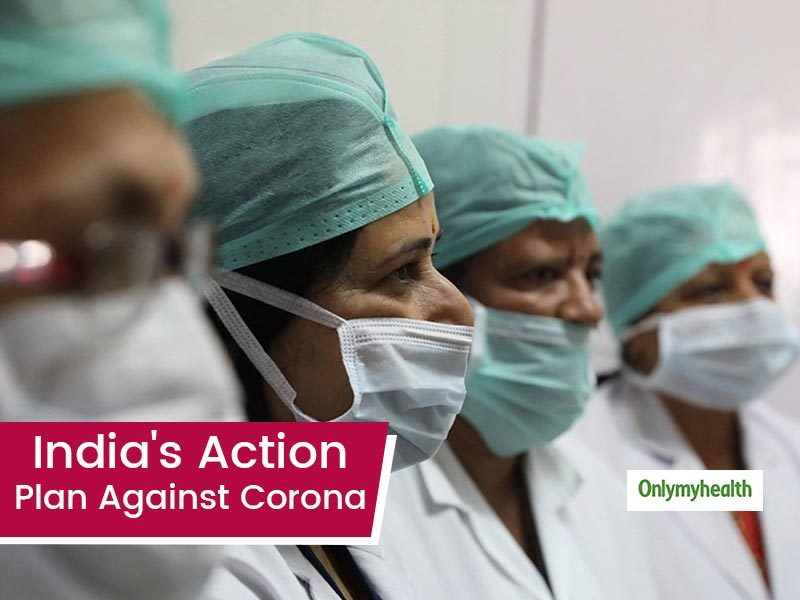 Indian Government's New 3-Step Coronavirus Action Plan, Wearing Masks Made Compulsory