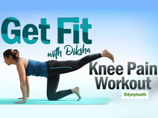 Get Fit Ep 4: Locked Down Due To The Virus, Watch This Simple Routine To Get Rid Of Knee Pain