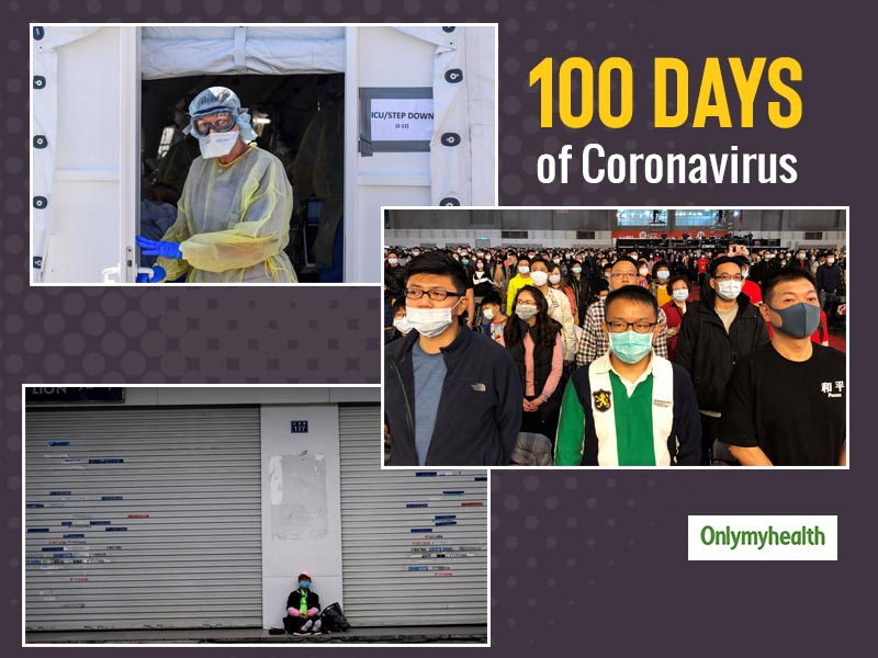 100 Days Of Coronavirus Havoc: Over 1.3 Million People Infected, Approx 85,000 Lost Lives