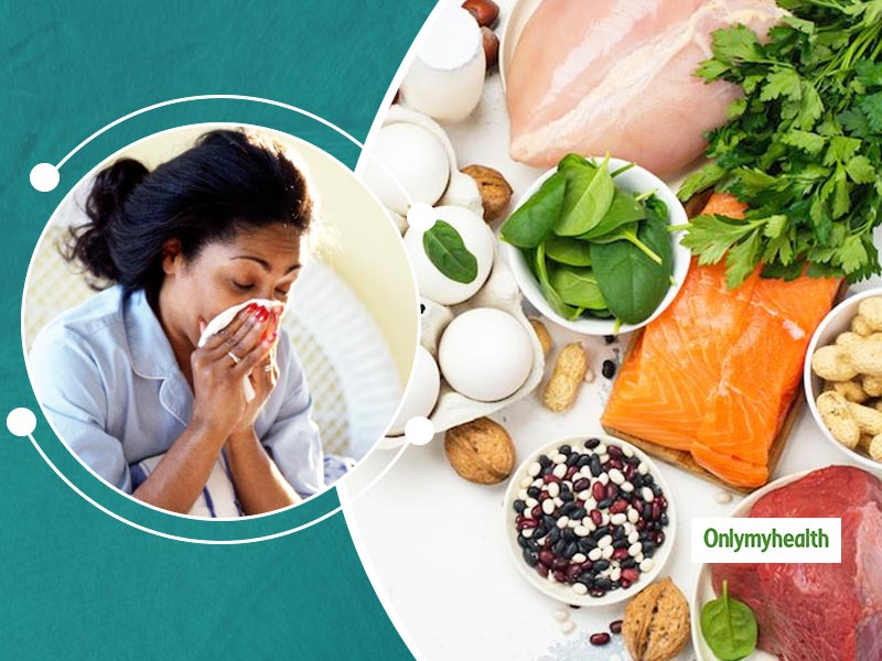 Proteins To Boost Resistance To Flu-Like Symptoms. Know Its Role In Boosting Immunity
