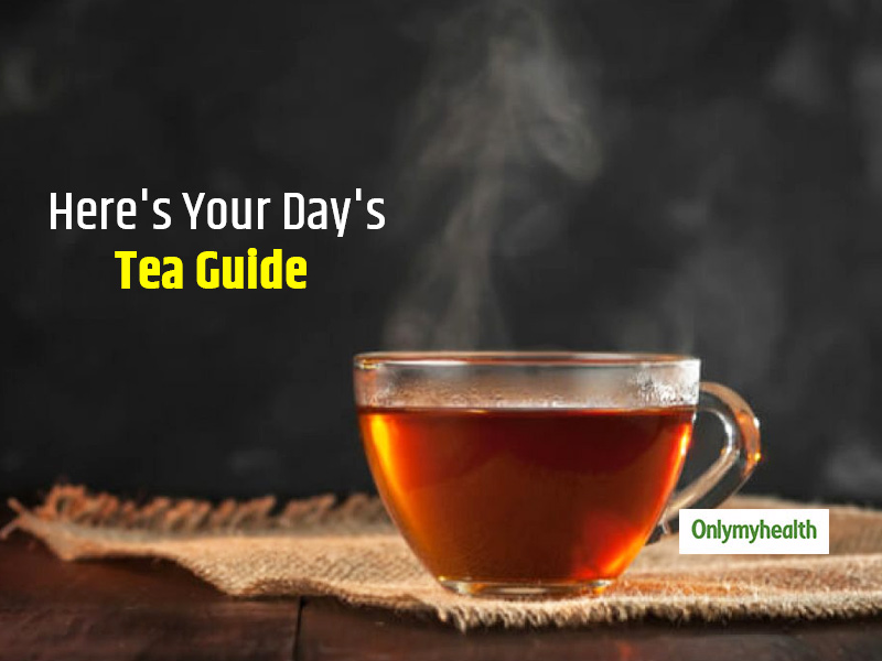 Tea Therapy: Here is Your Tea Guide For The Day For Healthy Living