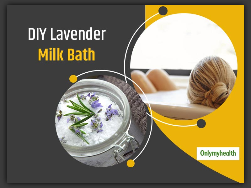 DIY Milk Bath: Make Your Milk Bath Mixture For Softer Skin