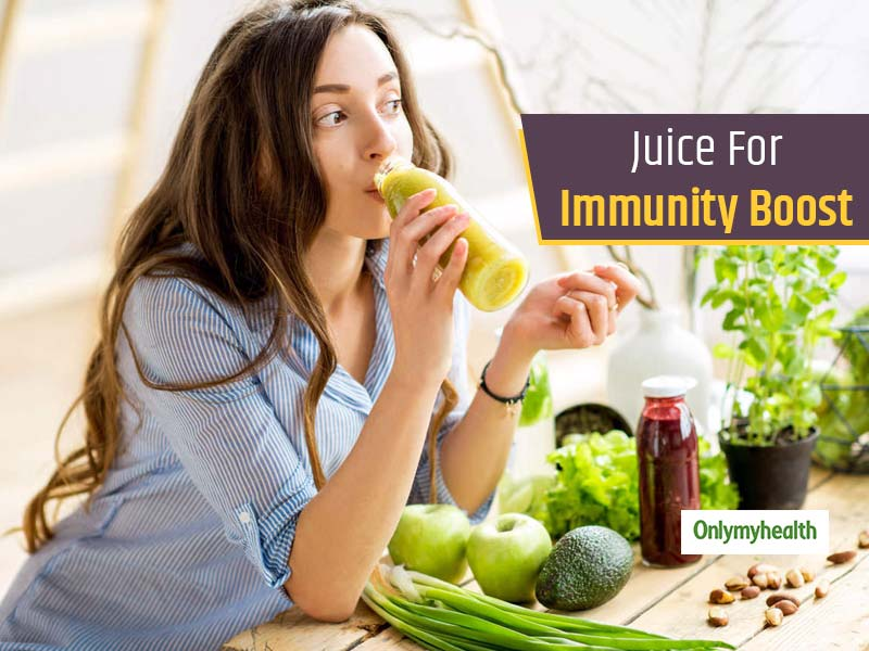 Immunity-Boosting Homemade Juices To Drink This Summer