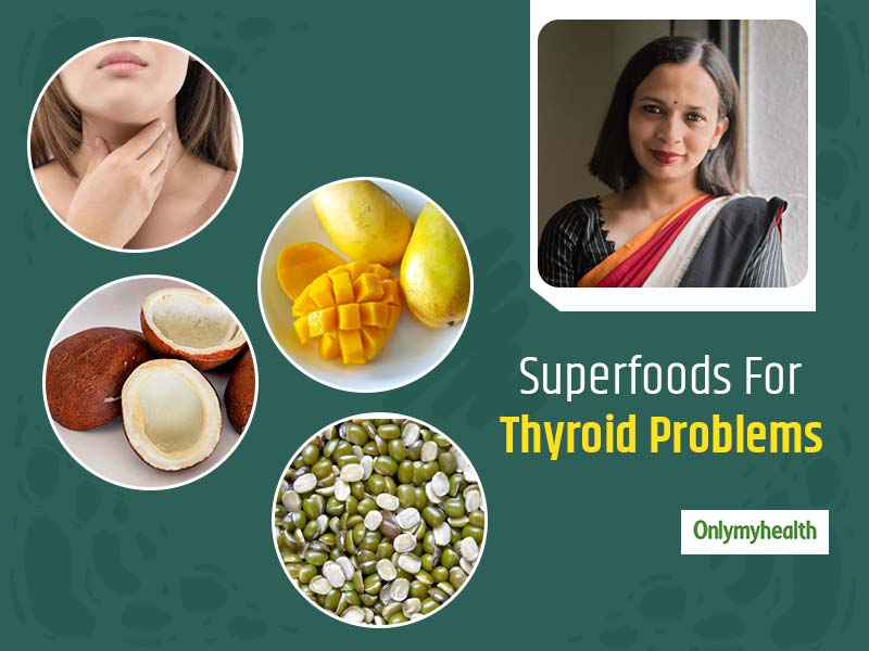 Celebrity Nutritionist Rujuta Diwekar's Panacea: 3 Superfoods For All Your Thyroid Problems