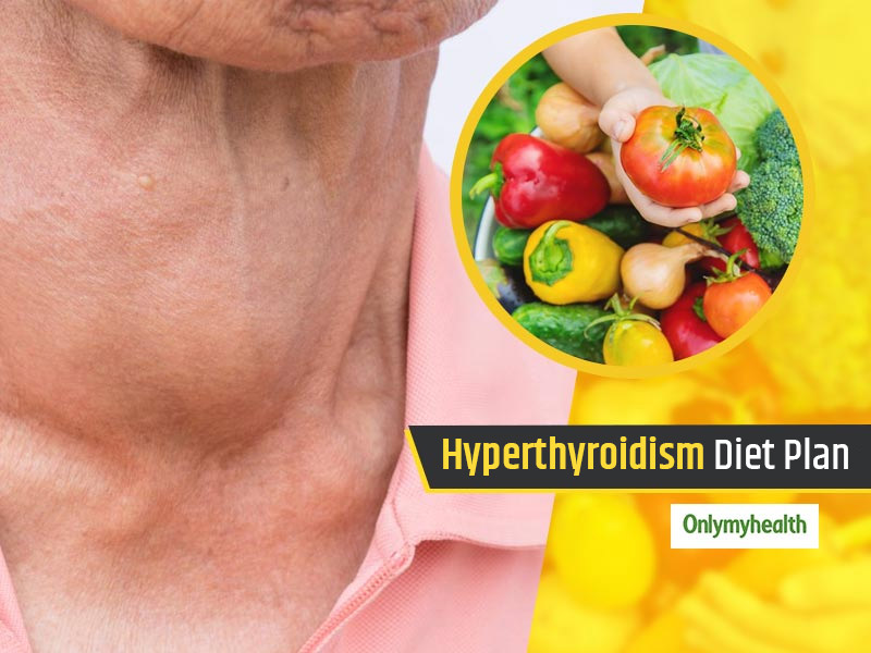 Overactive Thyroid Treatment: Hyperthyroidism Diet Plan By Dietician Pavithra N Raj