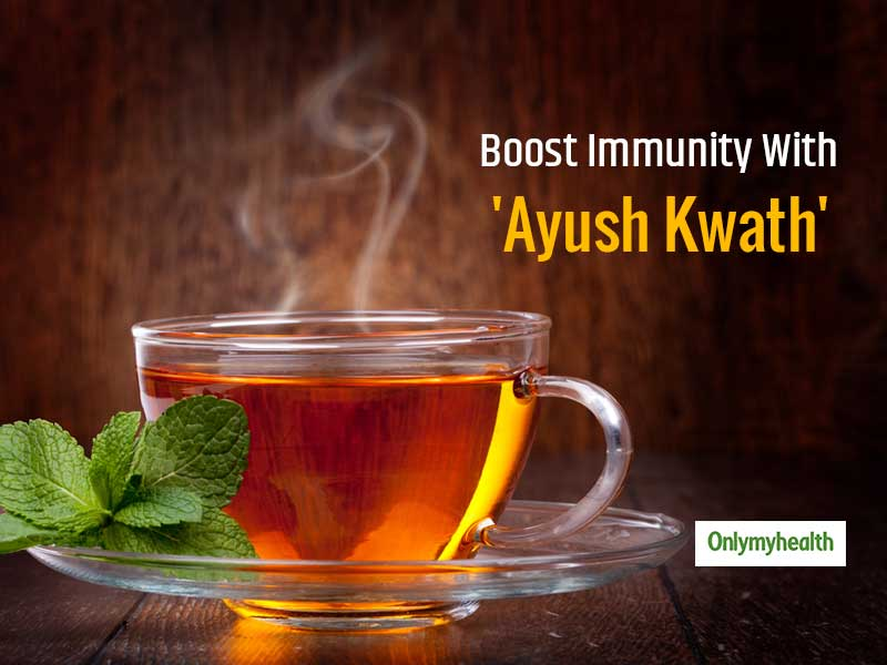 Drink Ayurvedic 'Ayush Kwath' To Boost Immunity: AYUSH Ministry