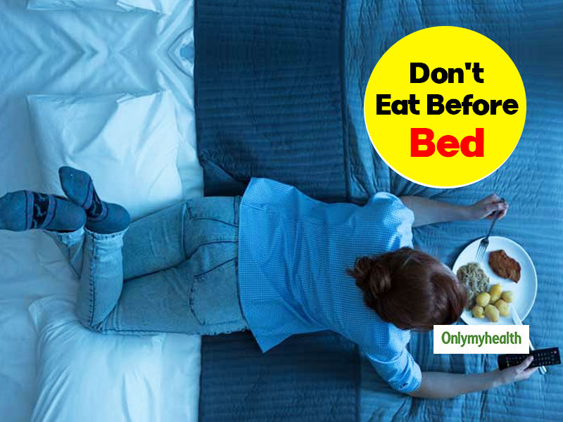 Don't Eat Before Bed, This May Delay Fat Burning In The Body