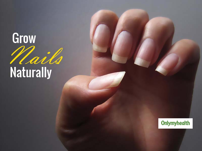 How To Grow Your Nails In Just One Week, Try These Remedial Options