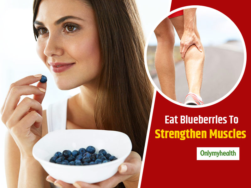 Study: Muscle Wear and Tear In Women Can Be Repaired By Eating Blueberries
