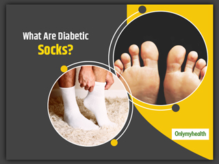 If You Are Diabetic And Deal With Foot Problems, Get Respite With Diabetic Socks