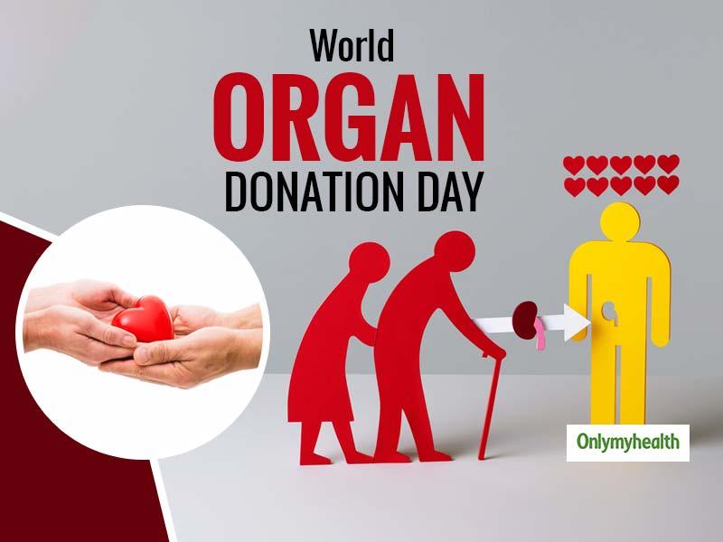 World Organ Donation Day 2020: Remove Hesitation, Improve Rates Of Organ  Donation