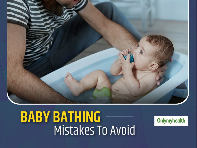 Are You Bathing Your Child Correctly? Know Common Bathtime Mistakes New Parents Make