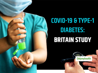 COVID-19 May Raise The Risk Of Type-1 Diabetes In Children: Study