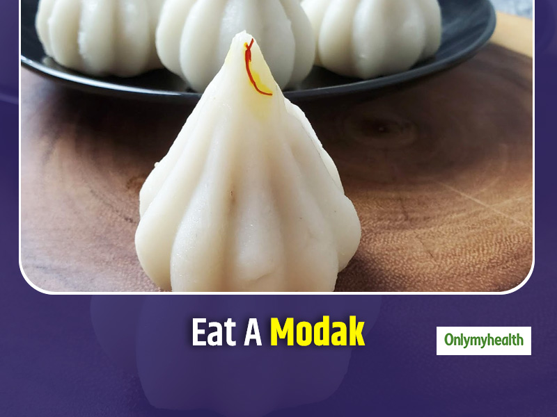 Know From Celebrity Nutritionist How Eating Traditional Ukadiche Modak Is Good For Health
