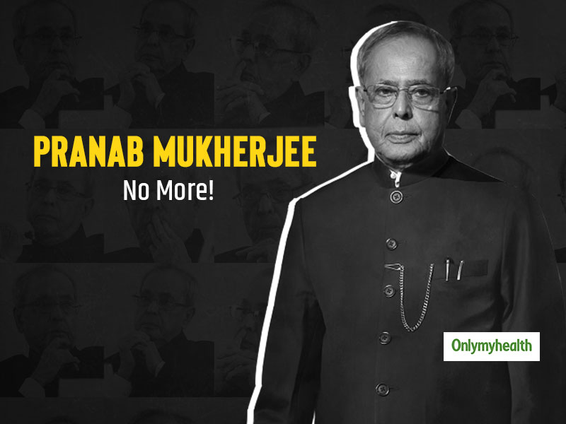 Pranab Mukherjee Passes Away At 84!