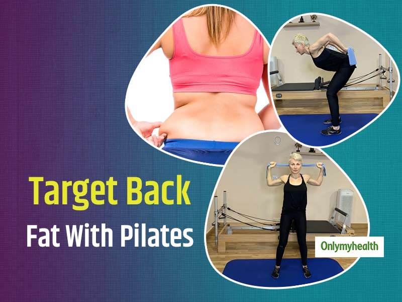 Are You Troubled With Back Fat? Target Bra Fat With These Pilates Exercises