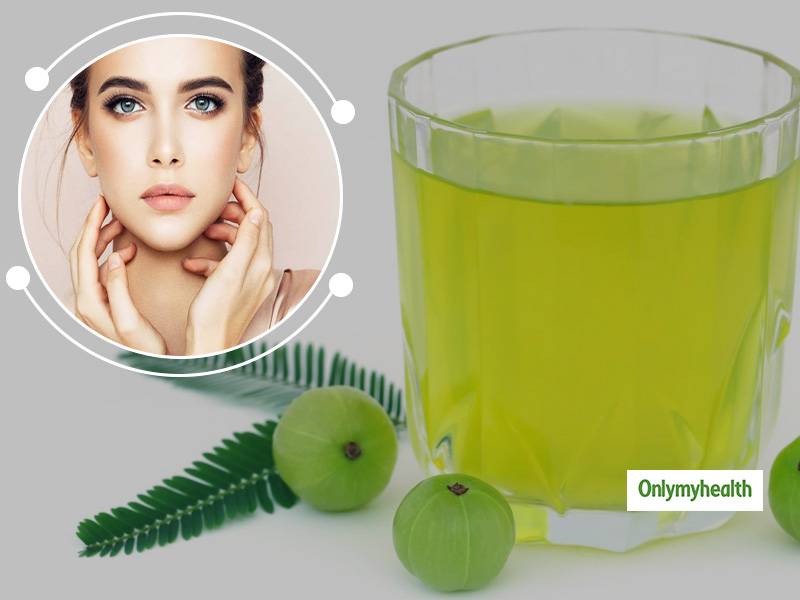 6 Miraculous Benefits Of Amla Juice For Flawless Skin