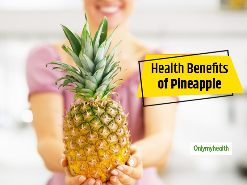 9 Reasons Why Pineapples Are Great For Your Health