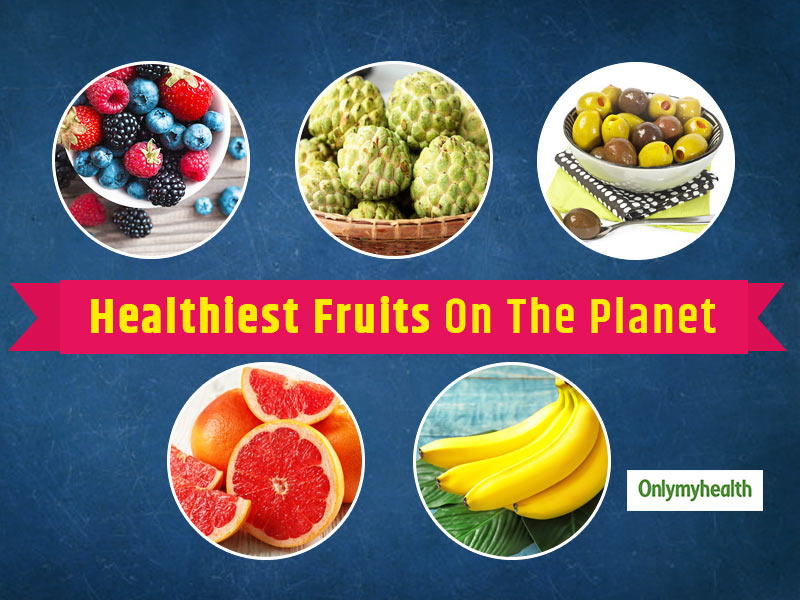 Here Are 15 Healthiest Fruits That Offer More Benefits Than The Rest