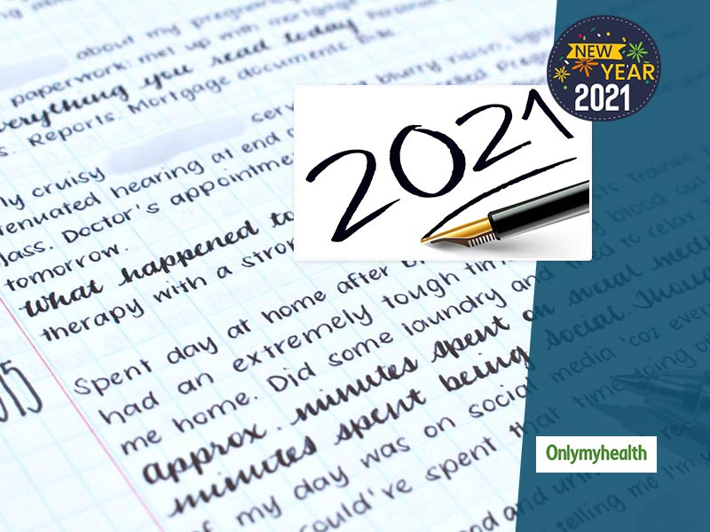 Your Handwriting Can Make New Year Resolutions Work In 2021. Know How Graphology Can Help