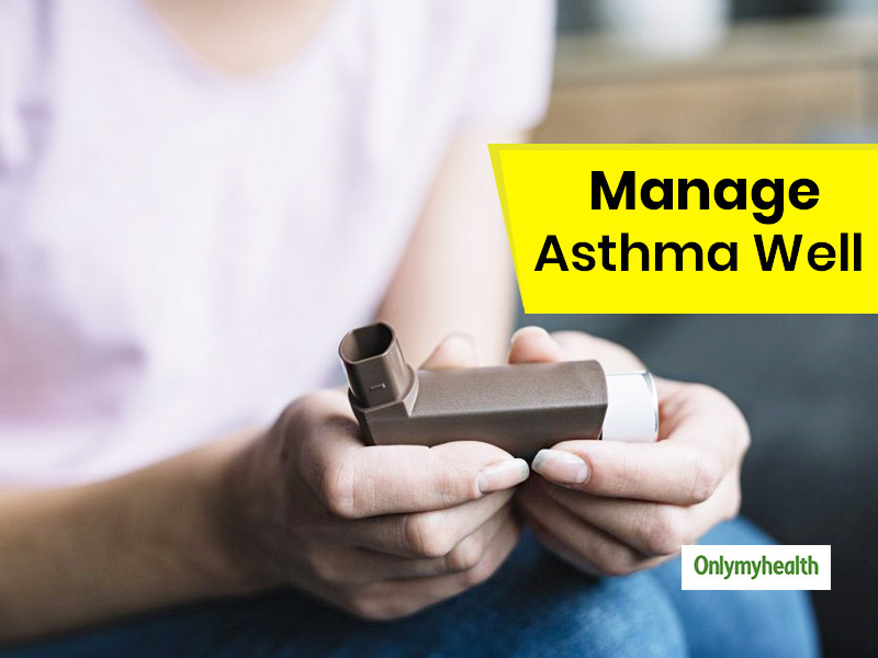 Are You Living With Asthma? 7 Tips To Manage The Condition
