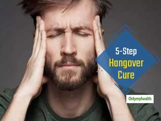 5-Step Guide To Fix The Hangover <strong>Face</strong> For Men