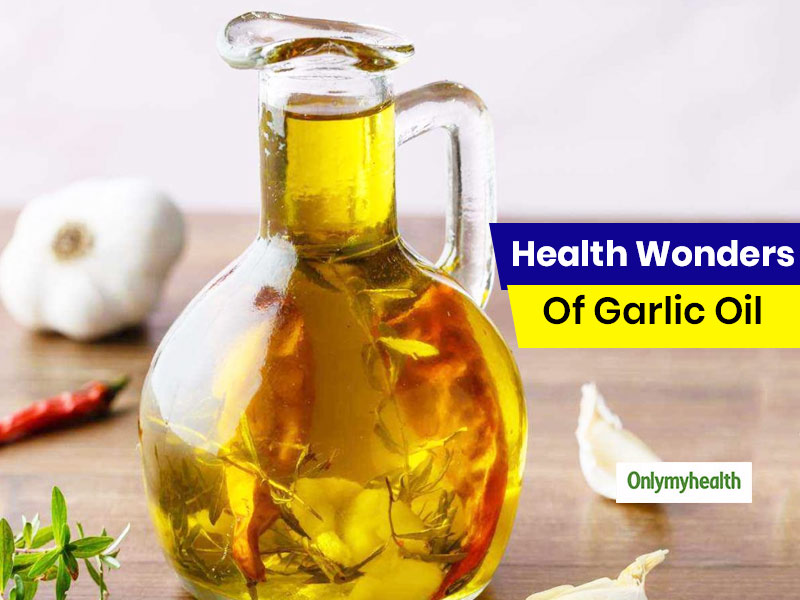 Garlic Oil: An Effective Home Remedy For Skin, Hair and Oral Problems