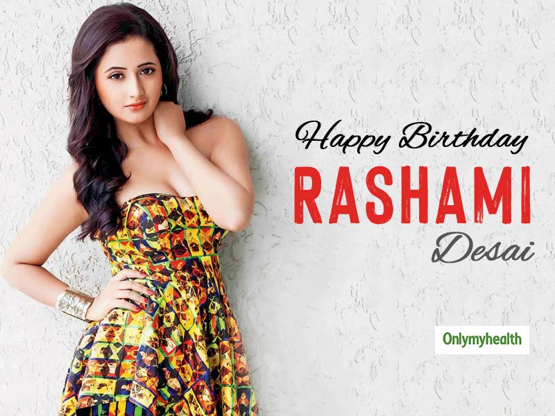 Happy Birthday Rashami Desai: Uncover The Weight Loss Secret Of This Bigg Boss 13 Contestant