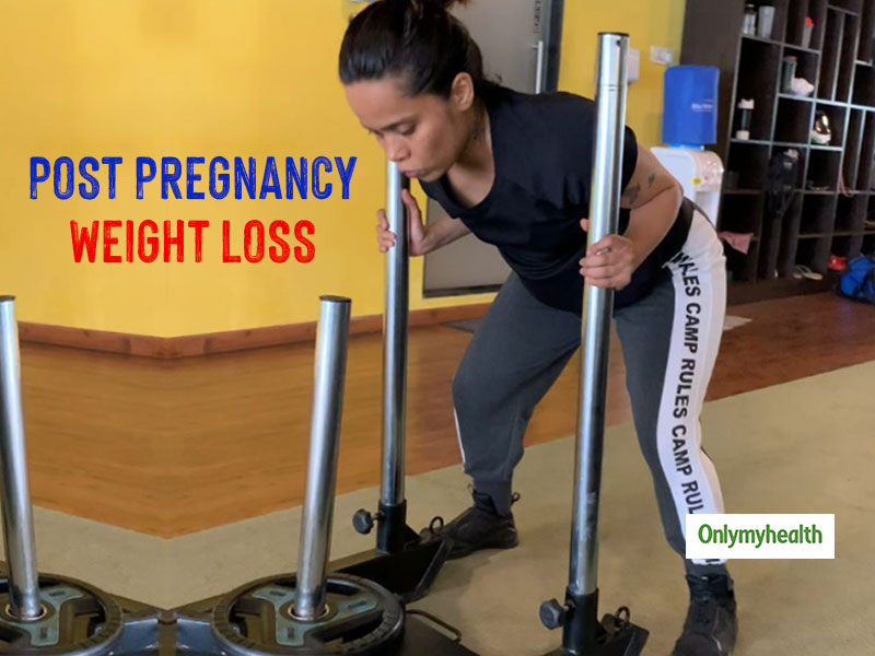#MondayMotivation: Most Women Face These Difficulties While Losing Post-Pregnancy Weight