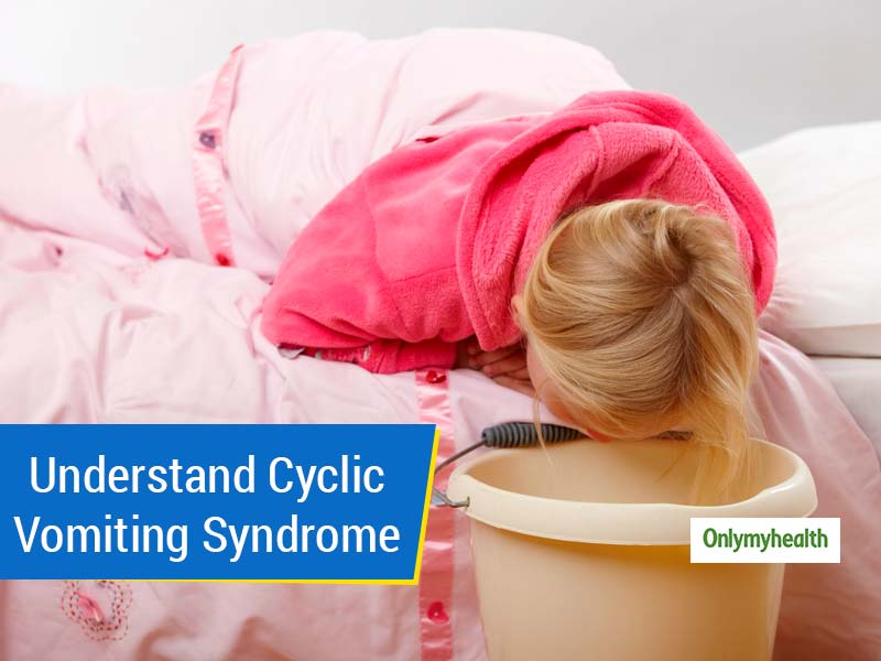 Cyclic Vomiting Syndrome In Children: Everything You Need To Know About it