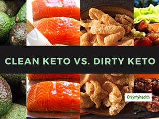 Clean <strong>Keto</strong> <strong>Diet</strong> Vs Dirty <strong>Keto</strong> <strong>Diet</strong>: Which is Better?