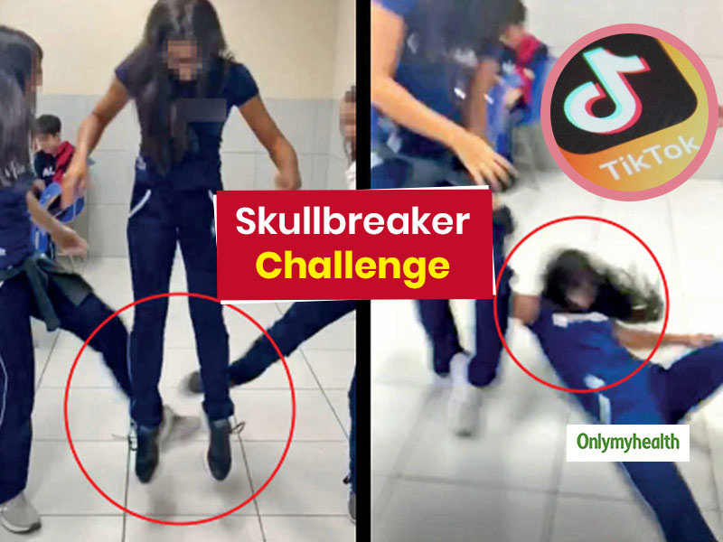 Skull Breaker Challenge Video: Know-How This TikTok's Viral Can Lead To Serious Injuries