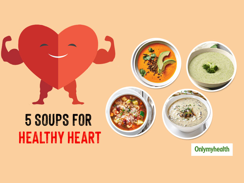 Heart Healthy Diet: 5 Vegetable Soup Options To Secure Cardiac Health