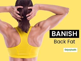 Banish <strong>Back</strong> Fat With 5 Easy Moves