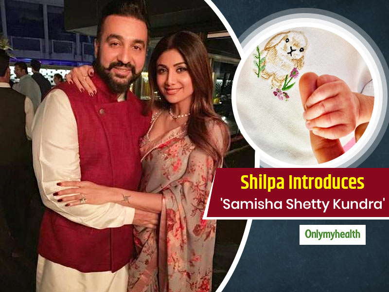 Shilpa Shetty Kundra Embraces Motherhood Again, Welcomes Daughter 'Samisha' Through Surrogacy