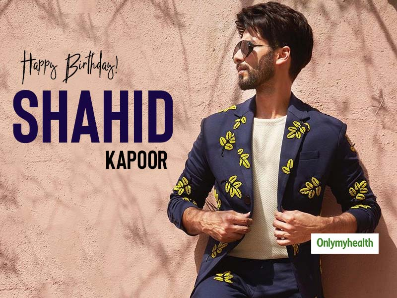Happy Birthday Shahid Kapoor: Men in 40s Should Take Styling Cues From Shahid