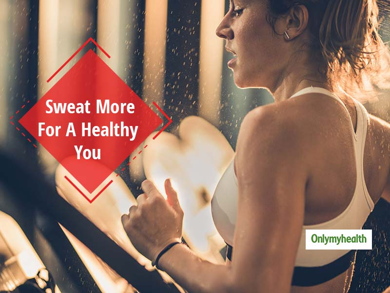 7 Unheard Health Benefits Of Sweating