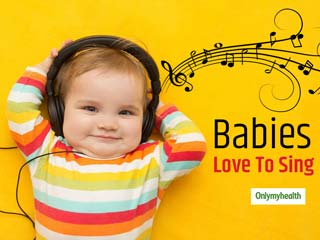 Babies Try To Sing Along With Music Mimicking The Melodies Says Research