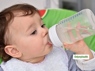 What Is The Recommended Water Intake For Toddlers?