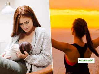 5 Ways For Breastfeeding Mothers To Stay Healthy And Stress-Free