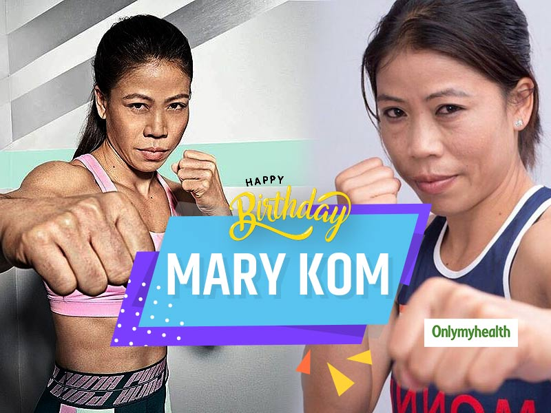 Mary Kom Birthday Special: It Takes A Lot Of Blood and Sweat To Be A World Champion Boxer