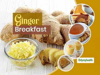 <strong>Healthy</strong> <strong>Breakfast</strong> Options With Ginger To Fight Winter Cold and Keep The Body Warm