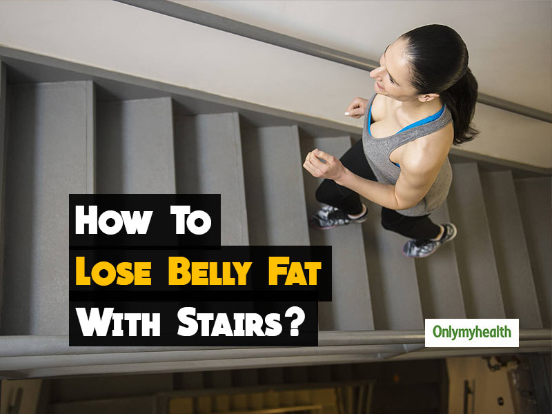Weight Management: 5 Stairs Workout Exercises To Target Belly Fat
