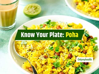 Know Your Plate: Enjoy Your Sunday Morning With The Goodness Of Poha